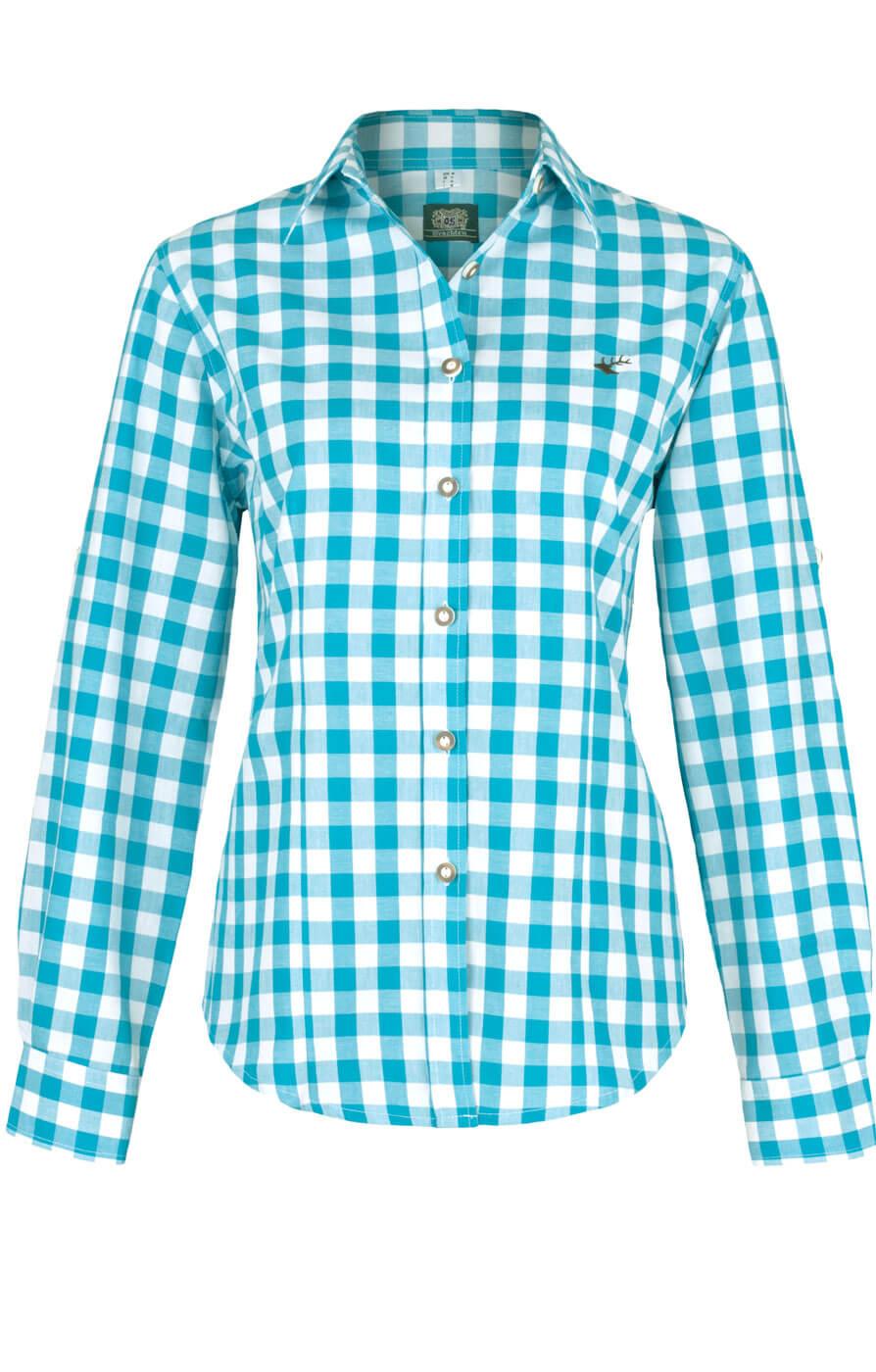 weitere Bilder von Traditional blouse ISIDORA turquoise