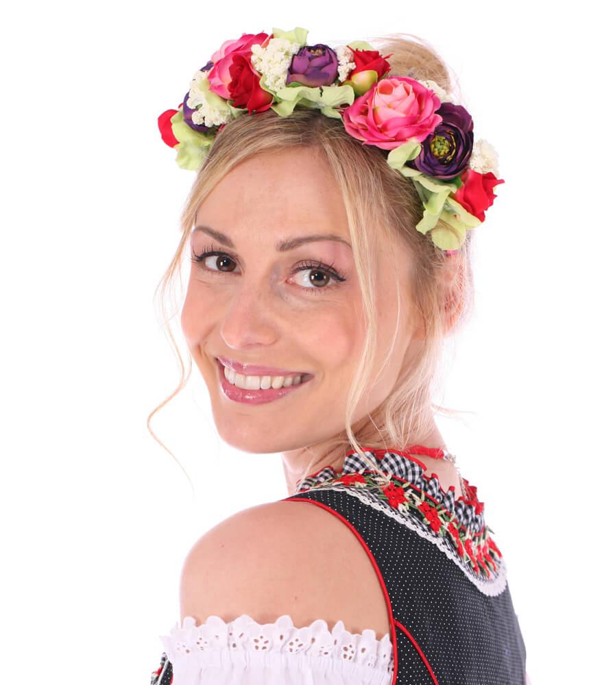 Schuhmacher-Haarreif-Blueten-Blumen-Kranz-HK-L18-b56e6da7499ab1577527c90e4a5