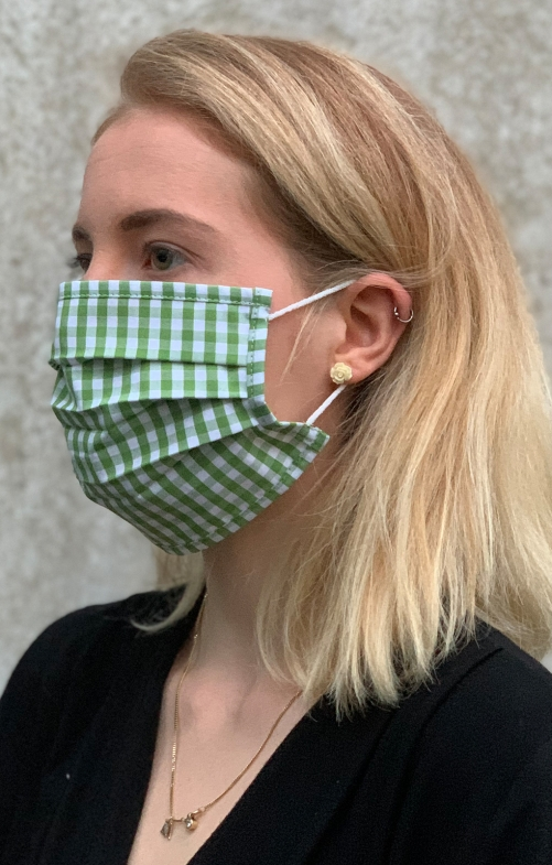 Face mask 2652-51 green