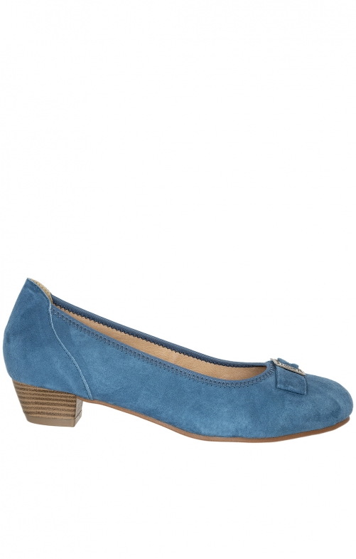 Ballerina 3004550-274 jeans blue