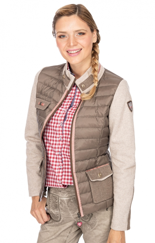 Costumes Outlet Jacket IDRA brown