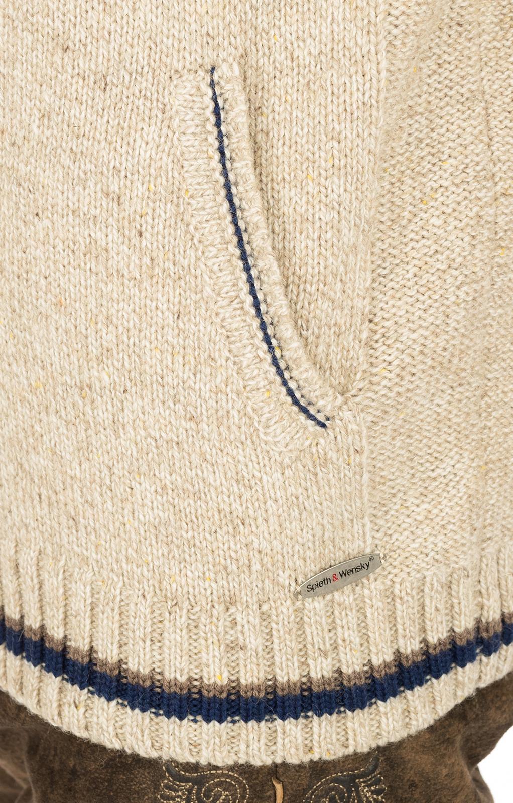 weitere Bilder von Trachten Strickjacke BALDO natur
