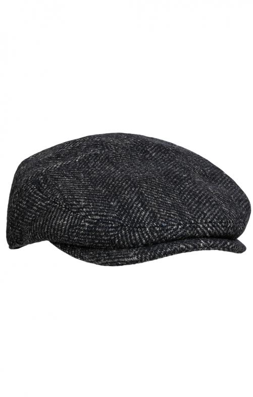 Flatcap 54014 anthrazit