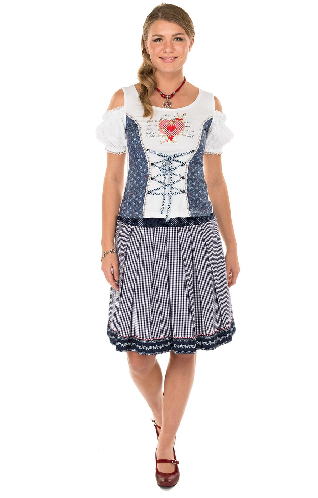 weitere Bilder von Traditional skirt blue